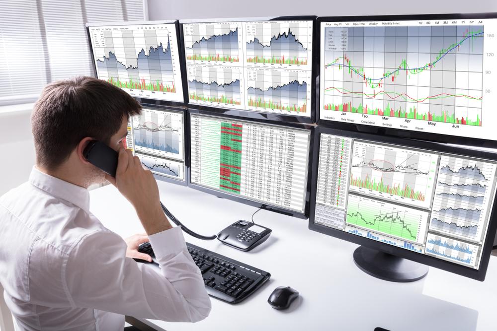 Online Trading [Via Shutterstock]