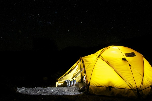 If you have trouble sleeping, a weekend of camping can help reset your circadian rhythm